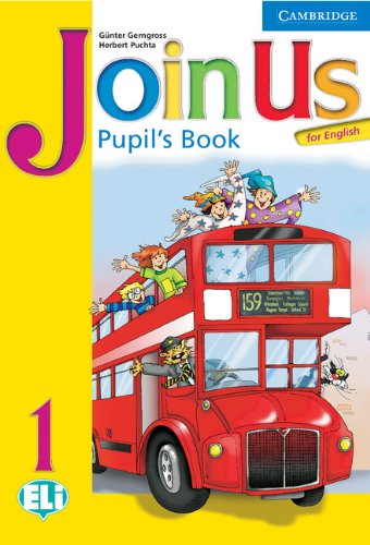 9780521679152: Join Us for English 1 Pupil's Book (Join in)
