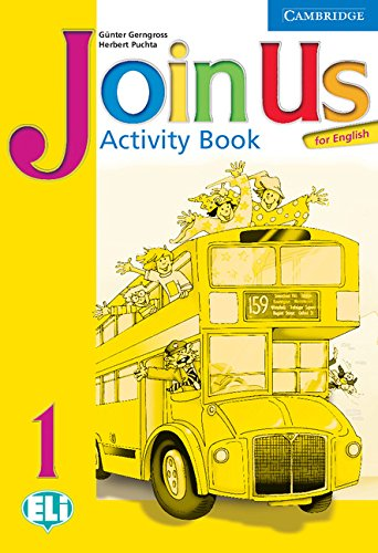 9780521679169: Join Us for English 1 Activity Book (Join in)