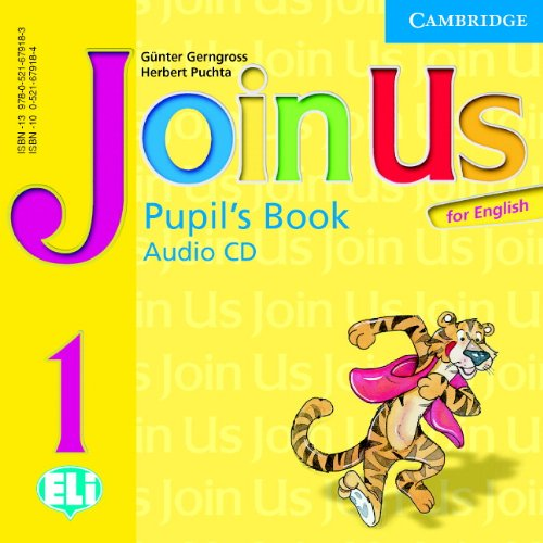 9780521679183: Join Us for English 1 Pupil's Book Audio CD