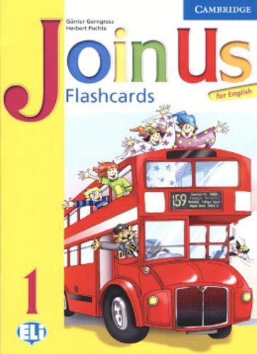 9780521679213: Join Us for English 1 Flashcards