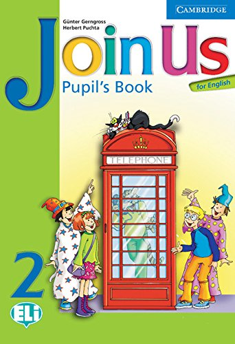 9780521679251: Join Us for English 2 Pupil's Book