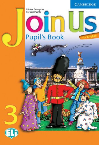 9780521679374: Join Us for English 3 Pupil's Book
