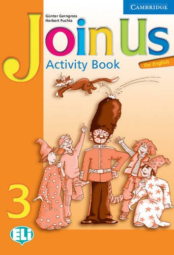 9780521679381: Join Us for English 3 Activity Book