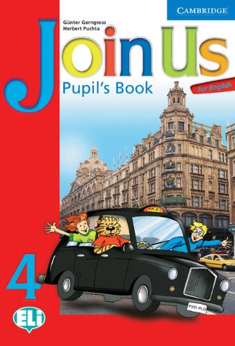 9780521679473: Join Us for English 4 Pupil's Book