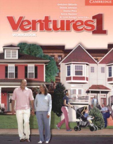 9780521679589: Ventures 1 Workbook