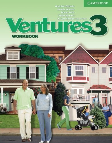 9780521679602: Ventures 3 Workbook: Level 3