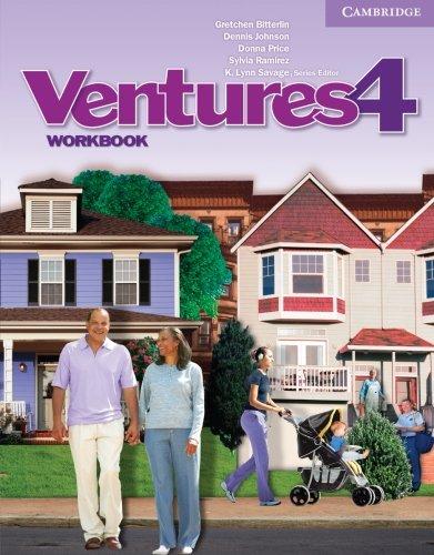 9780521679619: Ventures 4 Workbook: Level 4
