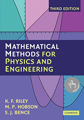 9780521679718: Mathematical Methods for Physics and Engineering 3rd Edition Paperback: A Comprehensive Guide