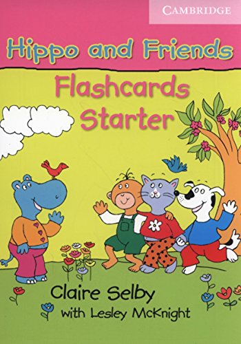 9780521680073: Hippo and Friends Starter Flashcards