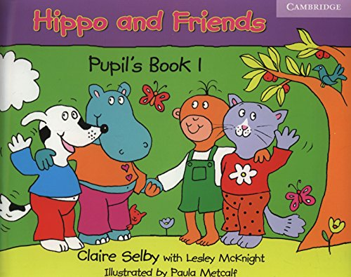 9780521680103: Hippo and Friends 1 Pupil's Book