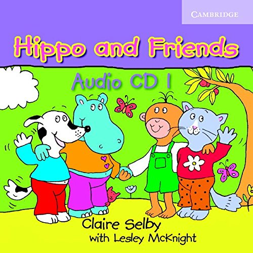 9780521680127: Hippo and Friends 1 Audio CD