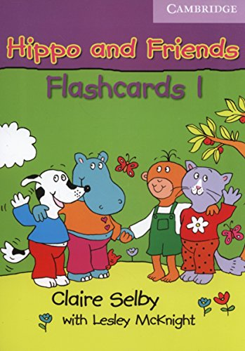 9780521680134: Hippo and Friends 1 Flashcards Pack of 64