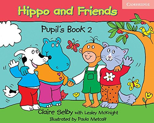 9780521680165: Hippo and Friends 2 Pupil's Book