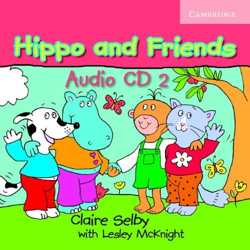 9780521680189: Hippo and Friends 2 Audio CD