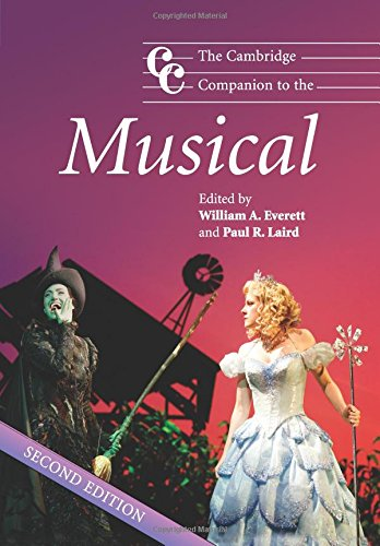 9780521680844: The Cambridge Companion to the Musical 2nd Edition Paperback (Cambridge Companions to Music)