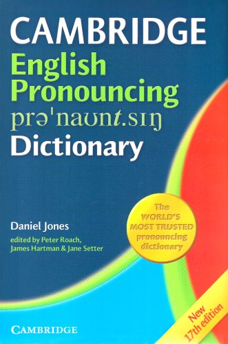 9780521680868: English Pronouncing Dictionary