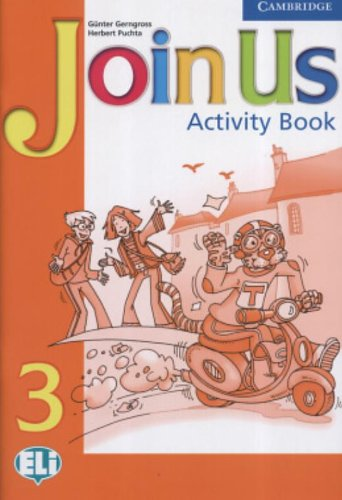 9780521681216: Join Us 3 Activity Book (Join Us for English)