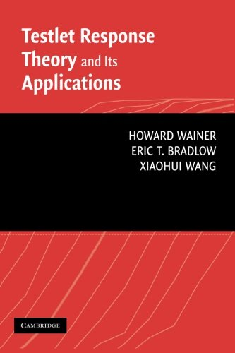 9780521681261: Testlet Response Theory and Its Applications Paperback