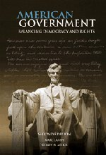 9780521681285: American Government: Balancing Democracy and Rights
