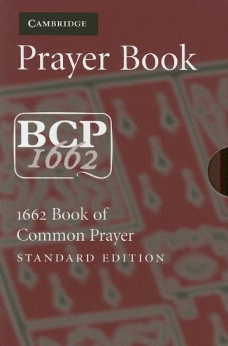 9780521681292: BCP Standard Edition Prayer Book BCP601 Burgundy Imitation Leather