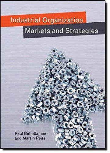 9780521681599: Industrial Organization Paperback