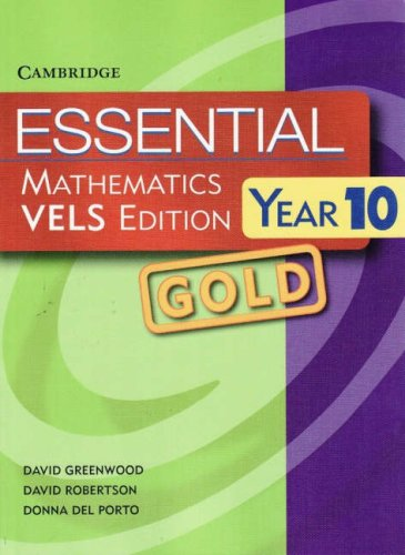 9780521681780: Essential Mathematics VELS Edition Year 10 GOLD