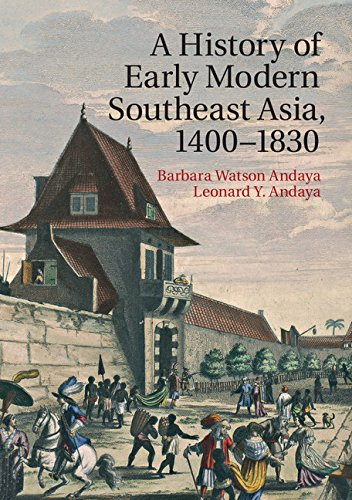 9780521681933: A History of Early Modern Southeast Asia, 1400-1830