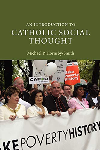 9780521681995: An Introduction to Catholic Social Thought (Introduction to Religion)