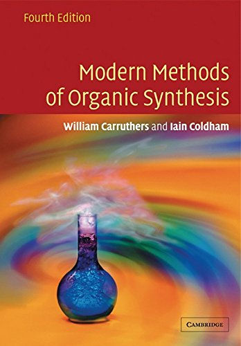 9780521682138: Modern Methods of Organic Synthesis (4/ED)
