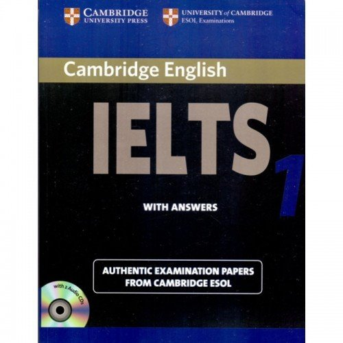 Cambridge IELTS 1: Self Study Edition: Cambridge ESOL