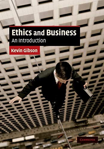 9780521682459: Ethics and Business: An Introduction (Cambridge Applied Ethics)