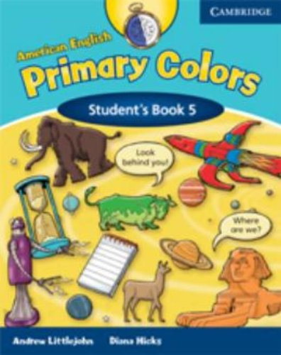 9780521682619: American English Primary Colors 5 Student's Book: Level 5