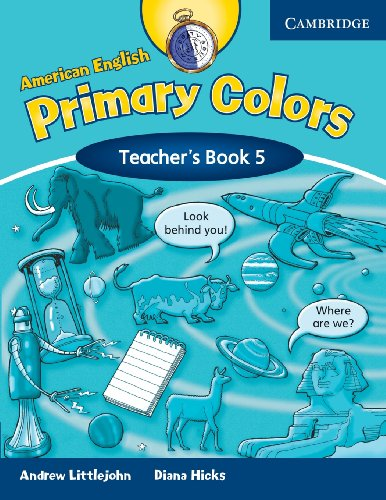 9780521682633: American English Primary Colors 5 Teacher's Book