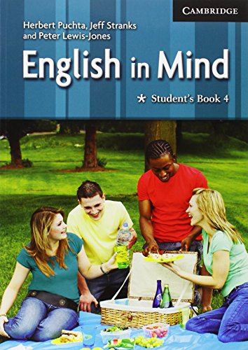 9780521682695: English in Mind 4 Student's Book: Level 4