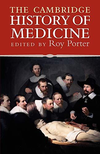 9780521682893: The Cambridge History of Medicine