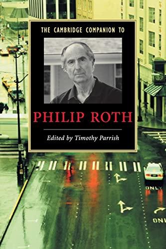 The Cambridge Companion to Philip Roth