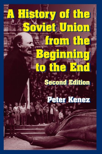 9780521682961: A History of the Soviet Union from the Beginning to the End