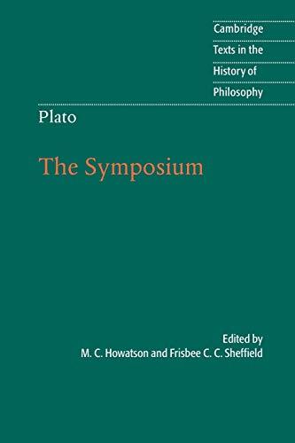 9780521682985: Plato: The Symposium