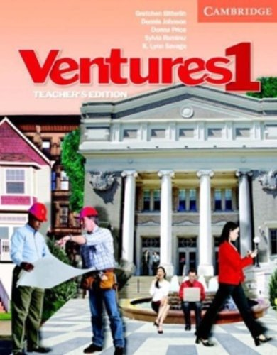 9780521683142: Ventures 1 Teacher's Edition with Teacher's Toolkit Audio CD/CD-ROM