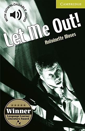 9780521683296: CER0: Let Me Out! Starter/Beginner (Cambridge English Readers)