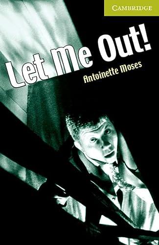 9780521683296: Let Me Out! Starter/Beginner (Cambridge English Readers)