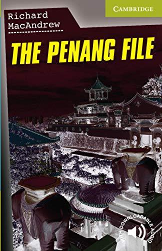 9780521683319: CER0: The Penang File Starter/Beginner (Cambridge English Readers)