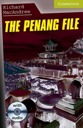 9780521683326: The Penang File Book with Audio CD: Starter/Beginner (Cambridge English Readers)