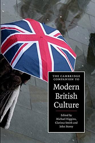 9780521683463: The Cambridge Companion to Modern British Culture