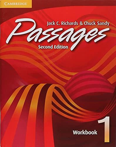 9780521683883: Passages 1 Workbook: Level 1