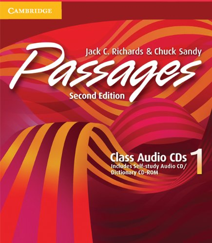Passages Level 1 Class Audio CDs: An: Jack C. Richards,