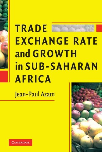 9780521684071: Trade, Exchange Rate, and Growth in Sub-Saharan Africa