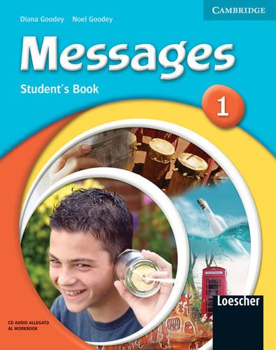 9780521684378: Messages. Level 1. Student's pack. Con espansione online. Con CD Audio. Per la Scuola media