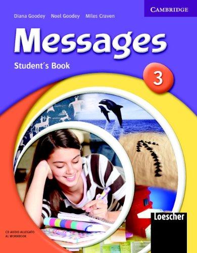 9780521684392: Messages. Level 3. Student's pack. Con espansione online. Con CD Audio. Per la Scuola media