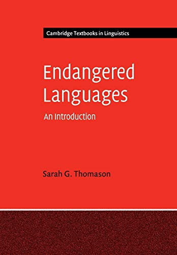 9780521684538: Endangered Languages: An Introduction (Cambridge Textbooks in Linguistics)